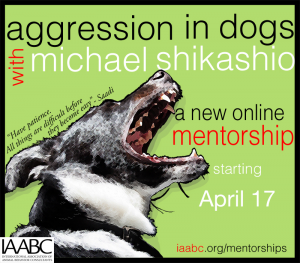 IAABC Aggression in Dogs